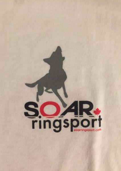 SOAR (White/Front)